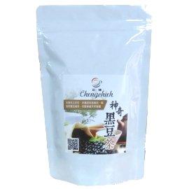 買一送一,黑豆茶^(15gx10入^)^~ 本土好豆,非基因改造食品,純自然農法栽培~