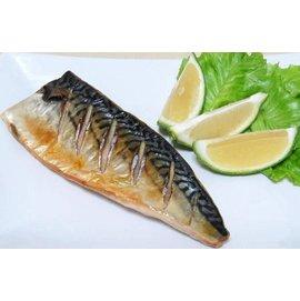 ~長齊水產~超 ~海中ソ麥~低鹽挪威鯖魚片、燒烤聖品、大規格L 重量160g±20g 、2