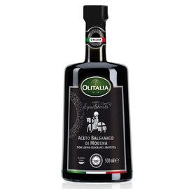 奧利塔 3年 陳年葡萄醋 巴沙米可醋 巴薩米克醋 ^(大罐^) 500ml Olitali