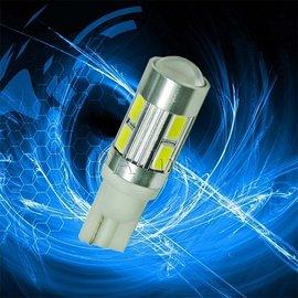1顆 x 魚眼透鏡照明 白光 LED T10 5630 3W 小燈 方向燈 倒車燈 警示燈