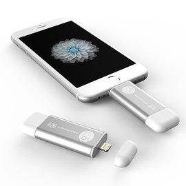 iPhone iPad 隨身碟 ◆亞果元素~iKlips~iOS系統 USB 3.0極速多