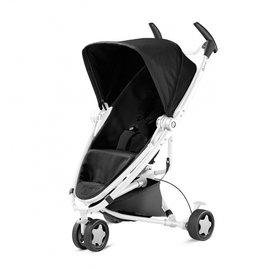 【紫貝殼】『GAA04-4』Quinny ZAPP xtra2 Pure 嬰兒手推車【白管支架黑】【保證公司貨●品質有保證●非水貨】