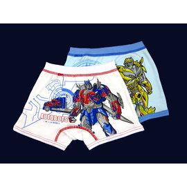 變形金剛Transformers^(柯博文 大黃蜂^)~男童內褲 四角褲~2入
