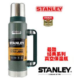 (限量特惠)美國Stanley雙層真空水瓶1.89L大容量 不鏽鋼保冷瓶保溫瓶 運動戶外水壺