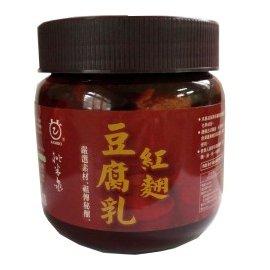 6 罐 甘寶~桃米泉~紅麴豆腐乳~600g 罐 ^(非基改黃豆,低鈉釀造^)