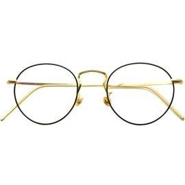 韓國April正品鏡框 復古圓型韓風男女配近視眼鏡架1107 C1