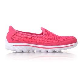 SKECHERS GO WALK 2-SUPER BREATHE 女大童鞋(免運 休閒鞋 童鞋【02015057】≡排汗專家≡