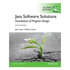 Java Software Solutions: Foundations of Progr