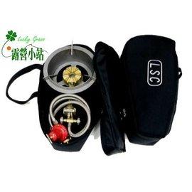 大林小草~【LSC-ANA】中型不鏽鋼傳統火母快速爐(附袋)-台灣製、單口爐