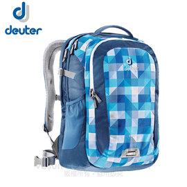 【德國 Deuter】Giga 28L 旅遊後背包.後背筆電包.健行旅遊包.雙肩.自助旅行.休閒旅遊_80414 藍格