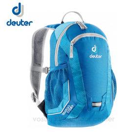 【德國 Deuter】Ultra Bike 10L 兒童自行車背包.旅遊休閒背包.登山背包.雙肩後背包 _ 36062 藍/藍