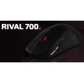 地瓜球@  賽睿 SteelSeries Rival 700 模組化 光學 電競 滑鼠~