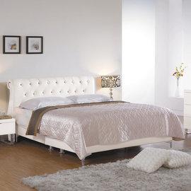 ~ 屋~^~C5^~傑斯廷5尺雙人床C5~676~4不含床頭櫃~床墊 免組裝 臥室系列