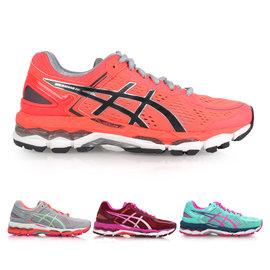 ASICS GEL-KAYANO 22 女慢跑鞋(免運 亞瑟士 路跑【02015077】≡排汗專家≡