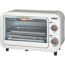 ◤A級 品• 中◢ SAMPO 聲寶 9公升電烤箱 KZ~PA09