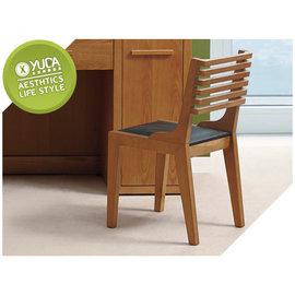 化妝椅~YUDA~米蘿 實木 日式木作 化妝椅 J6S 51~11
