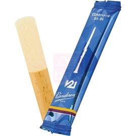 亞洲樂器 Vandoren V21 豎笛 單簧管 黑管竹片 ~ 1片裝