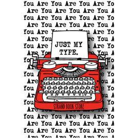 紐約Strand  磁鐵 Just My Type