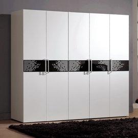 【 屋】 C5 波爾卡6.8尺衣櫃C5-636-1免 免組裝 製 櫥櫃 辦公桌椅 人體工學