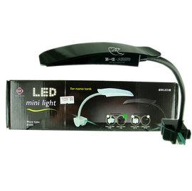 ^~第一佳水族寵物^~ 雅柏UP Mini~Light LED 波浪 夾燈 全白燈 ^~直