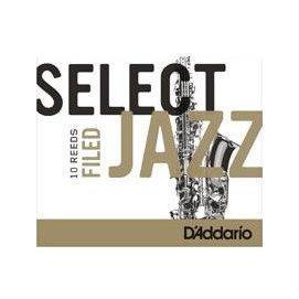 亞洲樂器 D Addario Rico Jazz Select Alto Saxophon