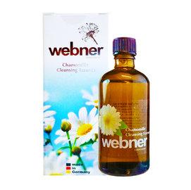 德國 webner葦柏納杜松洋甘菊潔顏精華油100ml 瓶 ^~2 送~wellness