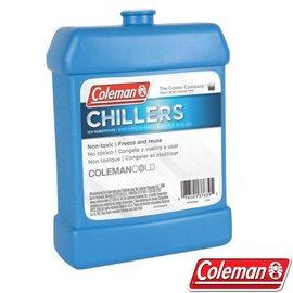 【美國 Coleman】CHILLERS BRITE ICER 保冷劑.冷煤.保冷磚.冷凍磚.冰磚/戶外行動冰箱專用/CM-03562