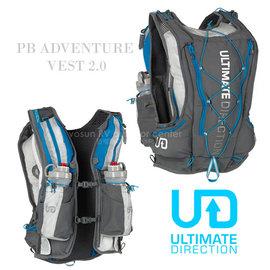【ULTIMATE DIRECTION】PB ADVENTURE VEST 2.0 輕量超馬水袋背包/耐力越野跑跑步背包.自行車補給背包/跑步.自行車_ 80457914