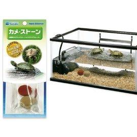 F~9335 微笑的魚水族~ Suisaku~水作~神奇淨水石  烏龜 ~可除臭.淨水