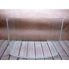 微笑的魚水族~~ 製~~海灣優白高透明魚缸^(超白玻璃開放缸^) 60x32x36 6mm