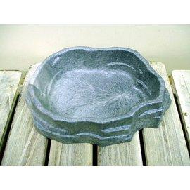 C~CL~151 微笑的魚水族~~兩棲爬蟲用品~~CL寵物水盆 大款~水盤_兩棲爬蟲岩石