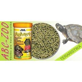 J7033100 微笑的魚水族~德國JBL~珍寶~Agivert 兩棲烏龜蔬菜主食 100