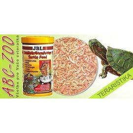 J7036200 微笑的魚水族~德國JBL~珍寶~Turtle Food 烏龜爬蟲輔食 1