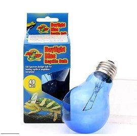 A0405054 微笑的魚水族~美國ZOO MED~白天藍色爬蟲燈泡 150W~DB~15