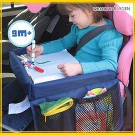 兒童安全座椅推車兩用托盤 寫字板 玩具收納袋【HH婦幼館】
