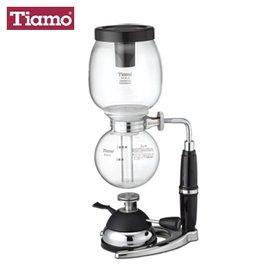 SGS耐熱檢驗合格 Tiamo RCA~3煮咖啡器 3人份附登山爐^(HG2351^)