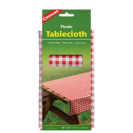 【Coghlans 加拿大】新款 經典紅白格紋防水桌墊(137x183)鋁捲桌布_桌巾 可當帳蓬地布.戶外野餐墊.野餐巾 7920