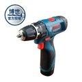 BOSCH 充電式震動電鑽GSB 1080-2-LI(單電)★附加衝擊功能★單套筒夾頭設計★電池保護裝置