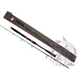 ◎百有釣具◎FUKUSHIMA 搞太郎 5.6尺 直柄 鐵板竿 80-150g~超殺破盤價