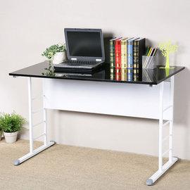 ~Homelike~馬克120cm辦公桌~亮面烤漆 工作桌 電腦桌 NB桌 書桌 OA