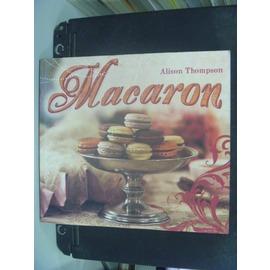 ~書寶 書T2╱餐飲_MGK~Macaron_Thompso n Alison