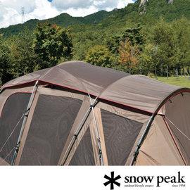 【日本 Snow Peak】Tortue Pro.-TT 圓弧別墅帳 pro-全罩式頂布/搭配TP-750.TP-770R.保護帳篷布不受日曬雨淋.防水抗UV/ TP-770SR-2