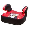 (00216)法國NANIA納尼亞輔助型汽車座椅(熊貓紅/花豹灰/熊貓綠)