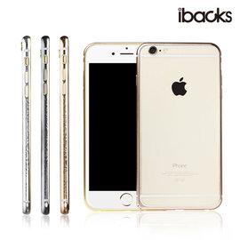 ☆內哥的配件☆iPhone 6 Plus - 航空級鋁合金邊框 - ibacks (附鏡頭保護防刮環)