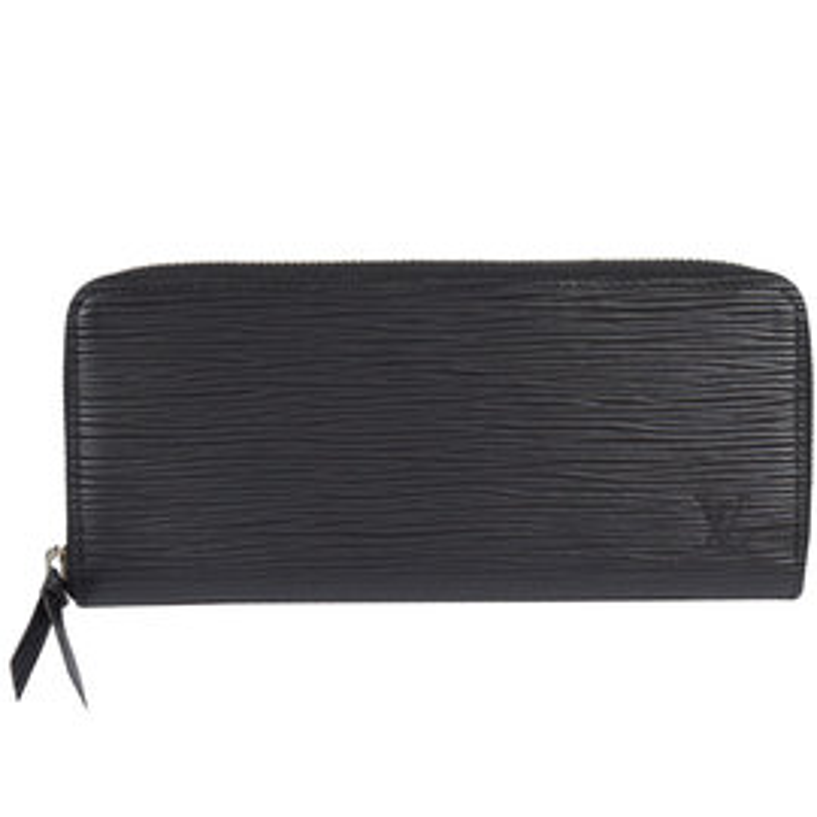 Louis Vuitton LV M60915 Clemence EPI 水波紋皮革拉鍊長