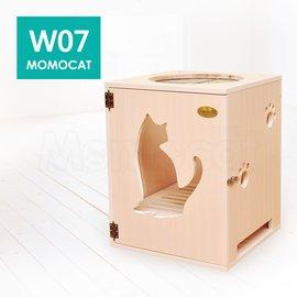 ~MOMOCAT摸摸貓~W07~澎鬆烘毛箱~排程出貨─ 木作貓用烘箱狗用寵物烘乾箱吹毛箱洗