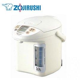 ZOJIRUSHI 象印 日本原裝 3 L 微電腦 電動給水 熱水瓶 CD-LGF30 **免運費**
