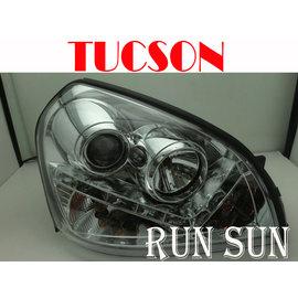 ~○RUN SUN 車燈 車材○~  HYUNDAI 06 07 08 09 10 TUC