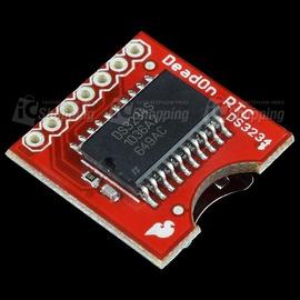 DS3234時鐘模組 ~ DeadOn RTC~DS3234 Breakout SPARK