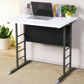~Homelike~馬克80cm辦公桌~加厚桌面 工作桌 電腦桌 NB桌 書桌 OA